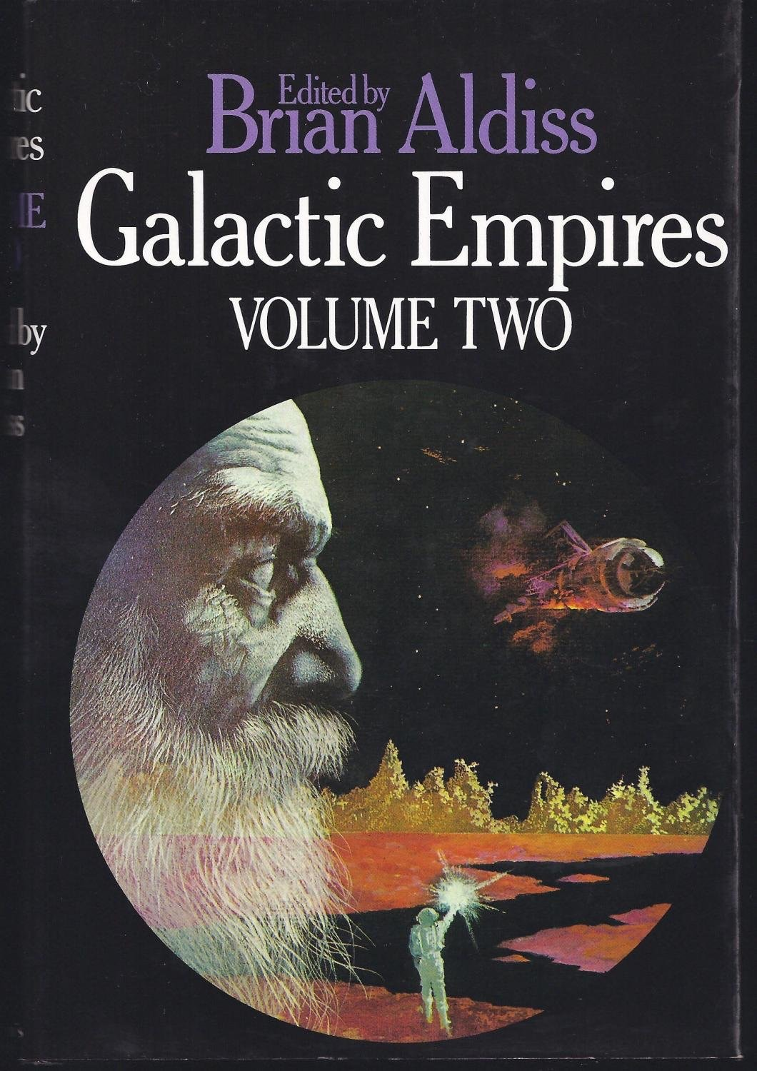 Galatic Empires Volume One And Two _ BRIAN ALDISS