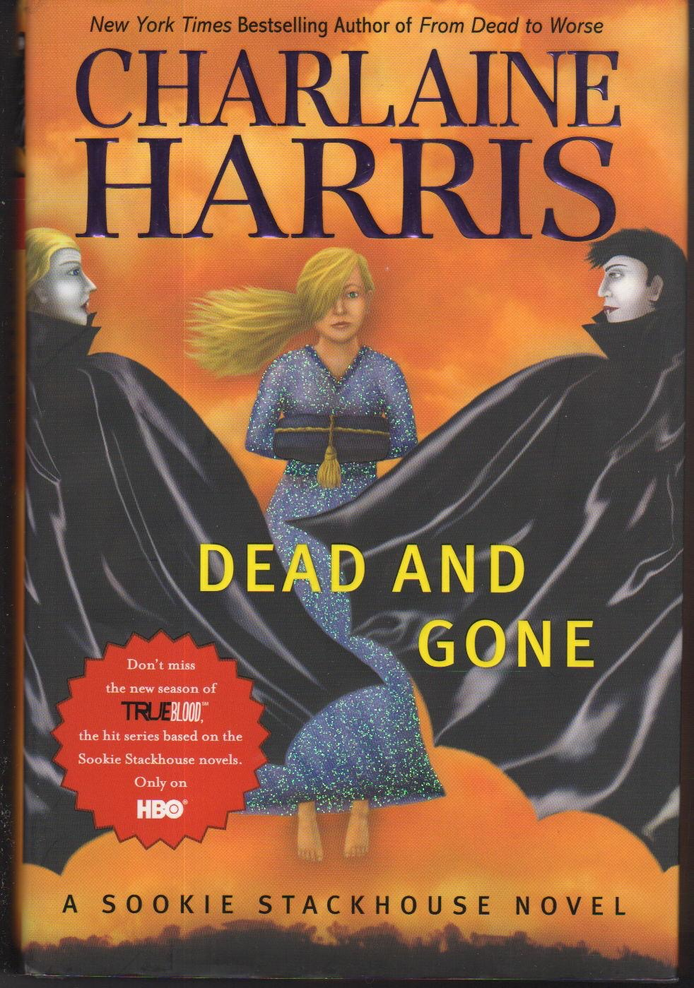 Dead And Gone A Sookie Stackhouse Novel _ CHARLAINE HARRIS