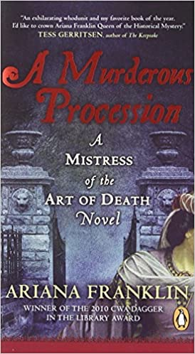 A Murderous Procession - A Mistress Of The Art Of Death Novel _ ARIANA FRANKLIN