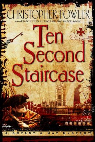 Ten Second Staircase _ CHRISTOPHER FOWLER