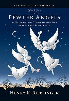 The Angelic Letters Series Pewter Angels _ HENRY RIPPLINGER
