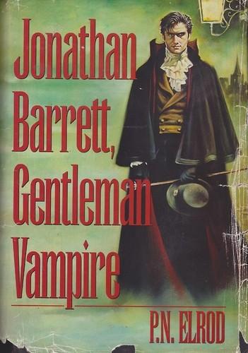 Jonathan Barrett, Gentleman Vampire _ P.N ELROD