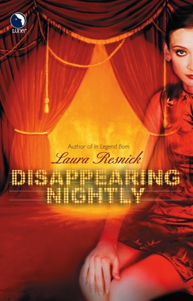 Disappearing Nightly  Esther Diamond, Book 1 _ LAURA RESNICK