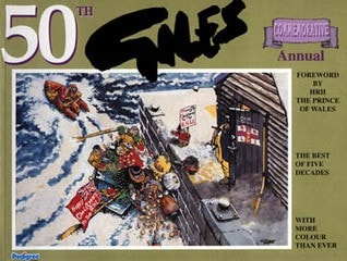 50th Giles Commemorative Annual The Sunday Express And Daily Express, Fiftieth Series _ CARL GILES