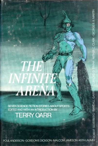 The Infinite Arena _ TERRY CARR