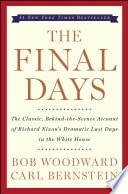 The Final Days _ BOB WOODWARD