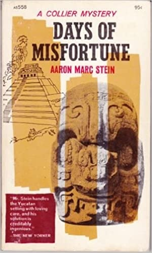 Days Of Misfortune _ AARON STEIN
