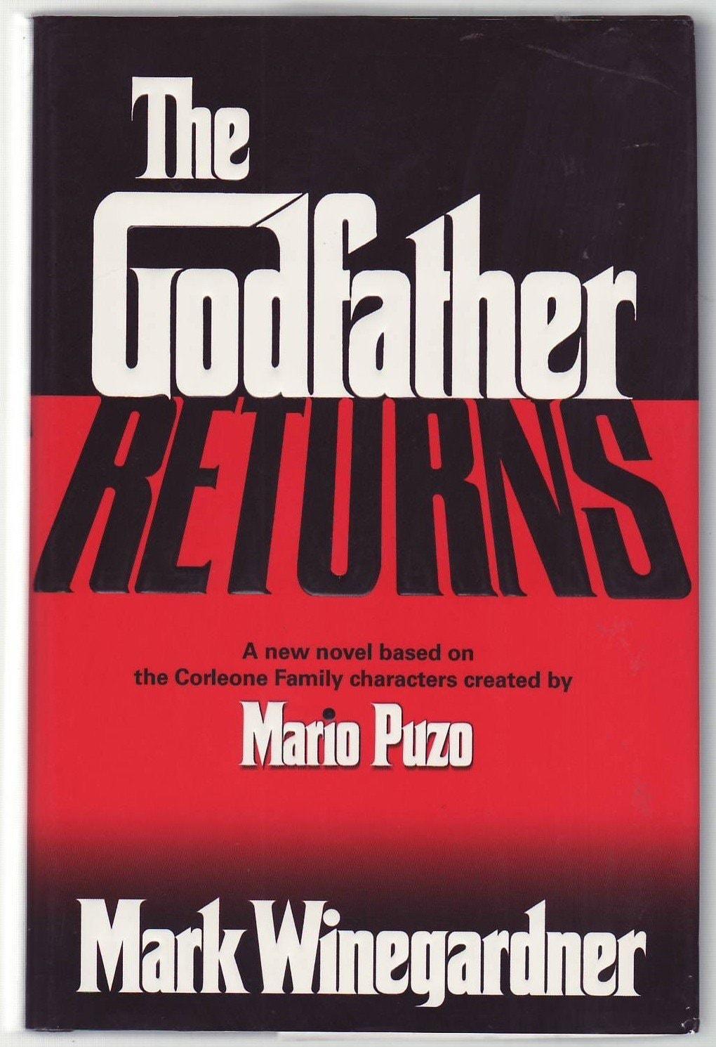 The Godfather Returns _ MARIO PUZO