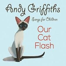 Our Cat Flash _ ANDY GRIFFITHS