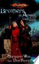 Dragon Lance Brothers In Arms 2  The Raistlin Chronicles _ DON PERRIN