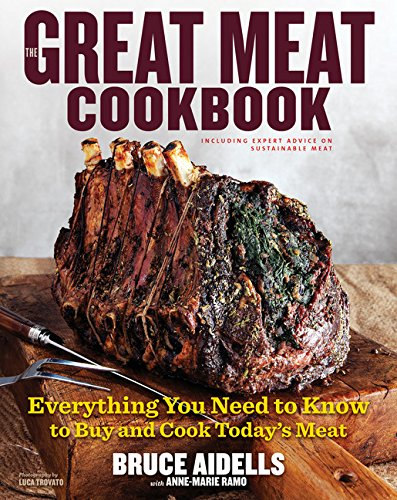 The Great Meat Cookbook Including Expert Advice On Sustainable Meat _ BRUCE AIDEALLS
