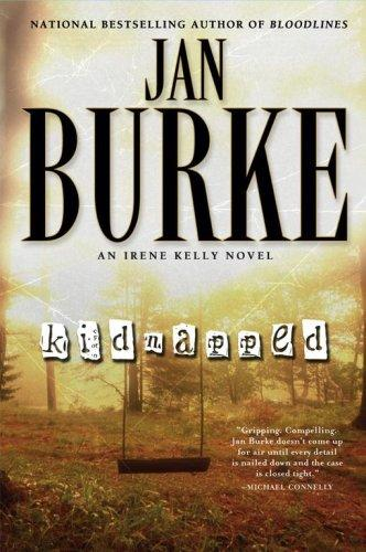 Kidnapped An Irene Kelly Novel _ JAN BURKE
