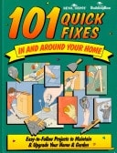 101 Quick Fixes In And Around Your Home _ RENO DEPOT; BUILDING BOX