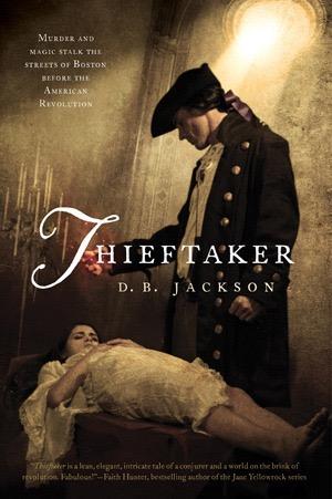 Thieftaker _ D JACKSON
