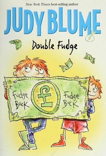 Double Fudge _ JUDY BLUME