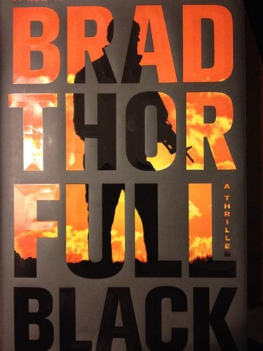 Full Black _ BRAD THOR
