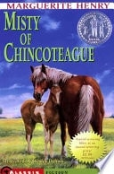 Misty Of Chincoteague _ MARGUERITE HENRY