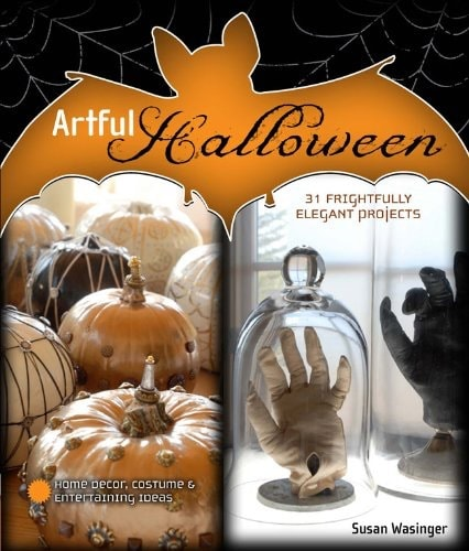 Artful Halloween _ SUSAN WASINGER