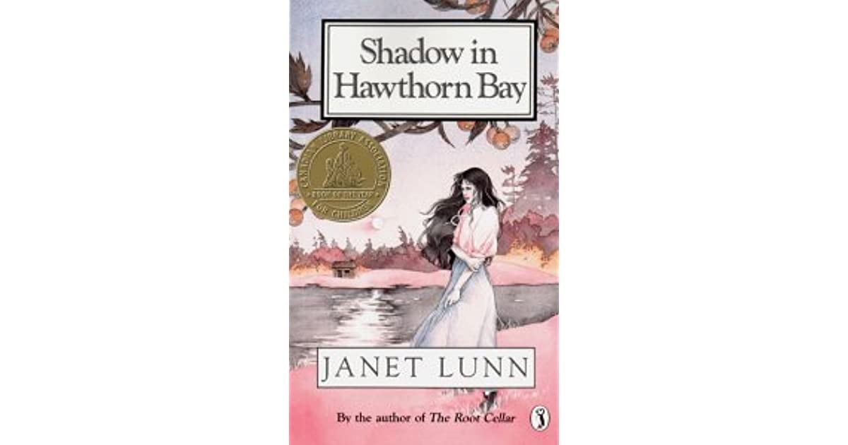 Shadow In Hawthorn Bay _ JANET LUNN