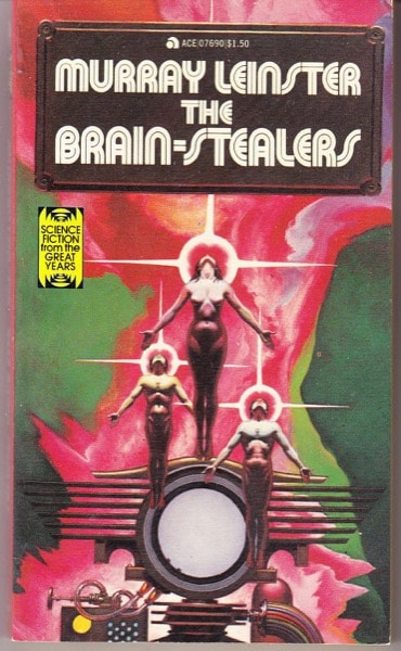 The Brain-Stealers _ MURRAY LEINSTER