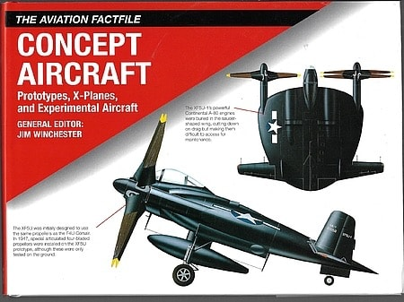 Concept Aircraft Prototypes, X-Planes, And Experimental Aircraft  The Aviation Factfile _ JIM WINCHESTER
