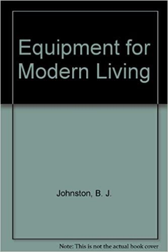 Equipment For Modern Living _ BETTY JOHNSTON