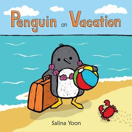 Penguin On Vacation _ SALVIA YOON