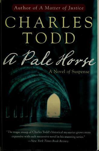 A Pale Horse _ CHARLES TODD