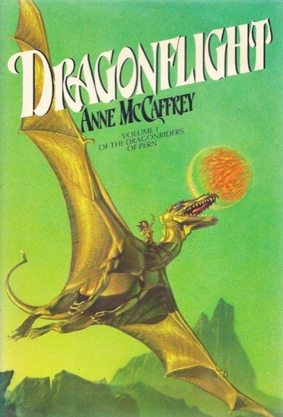 Dragonflight _ ANNE MCCAFFREY