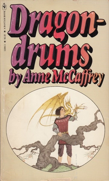 Dragondrums _ ANNE MCCAFFREY