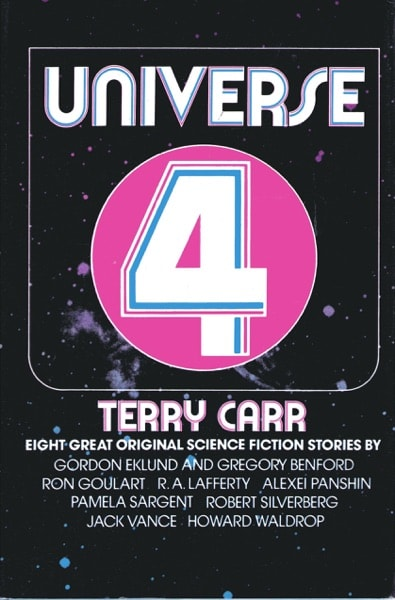 Universe 4 _ TERRY CARR