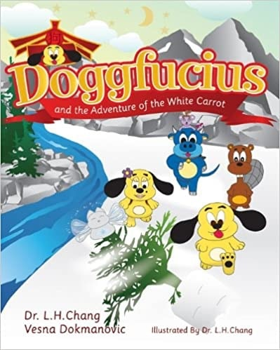 Doggfucius And The Adventure Of The White Carrot _ L CHANG