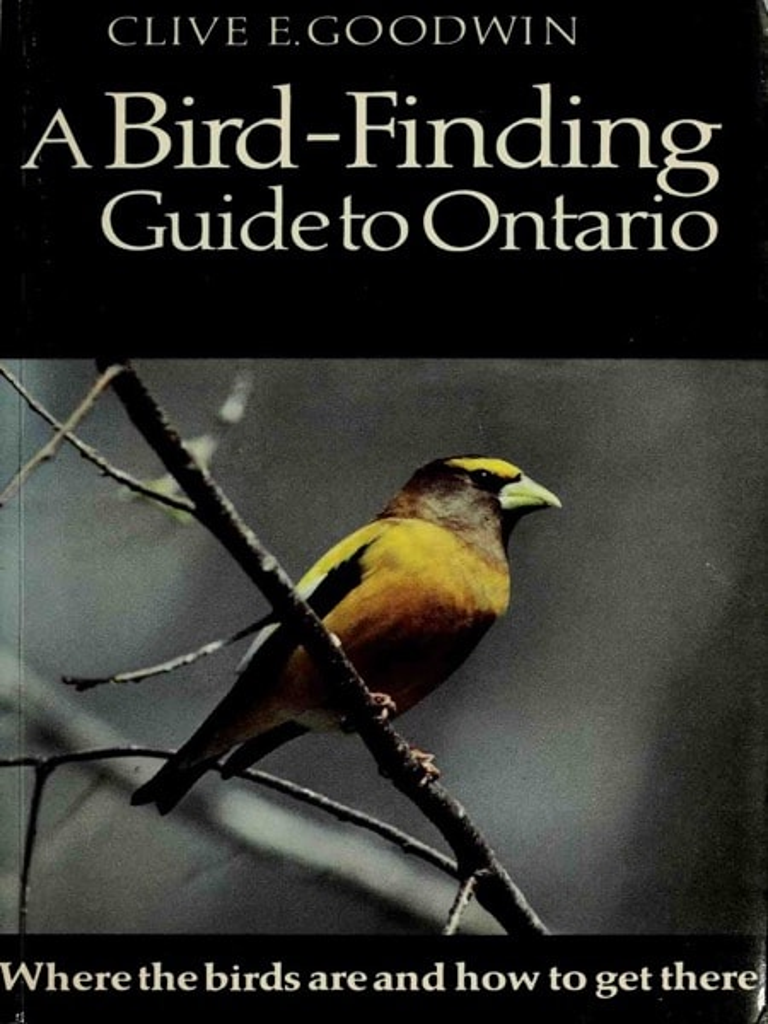 The Birds Of Simcoe County, Ontario  2nd Edn Revised _ O DEVITT