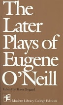 The Plays Of Eugene Oneill _ EUGENE ONEILL