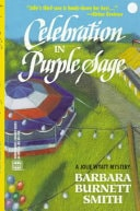 Celebration In Purple Sage _ BARBARA SMITH