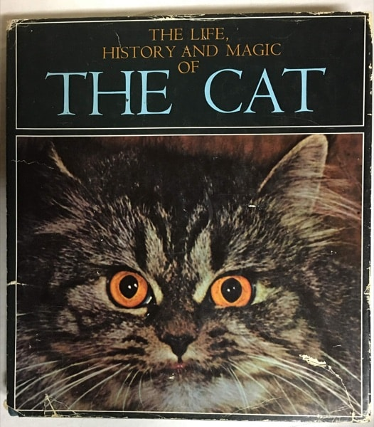 The Life, History And Magic Of The Cat _ FERNAND MERY