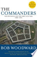 The Commanders _ BOB WOODWARD