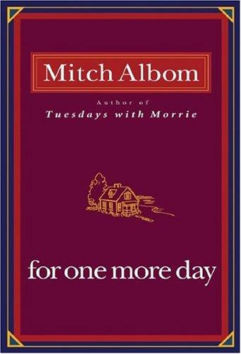For One More Day _ MITCH ALBOM