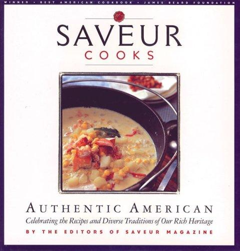 Saveur Cooks Authentic American _
