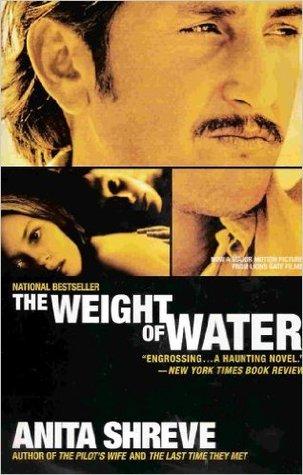 The Weight Of Water _ ANITA SHREVE