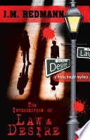 Intersection Of Law And Desire A Micky Knight Mystery _ J.M REDMANN