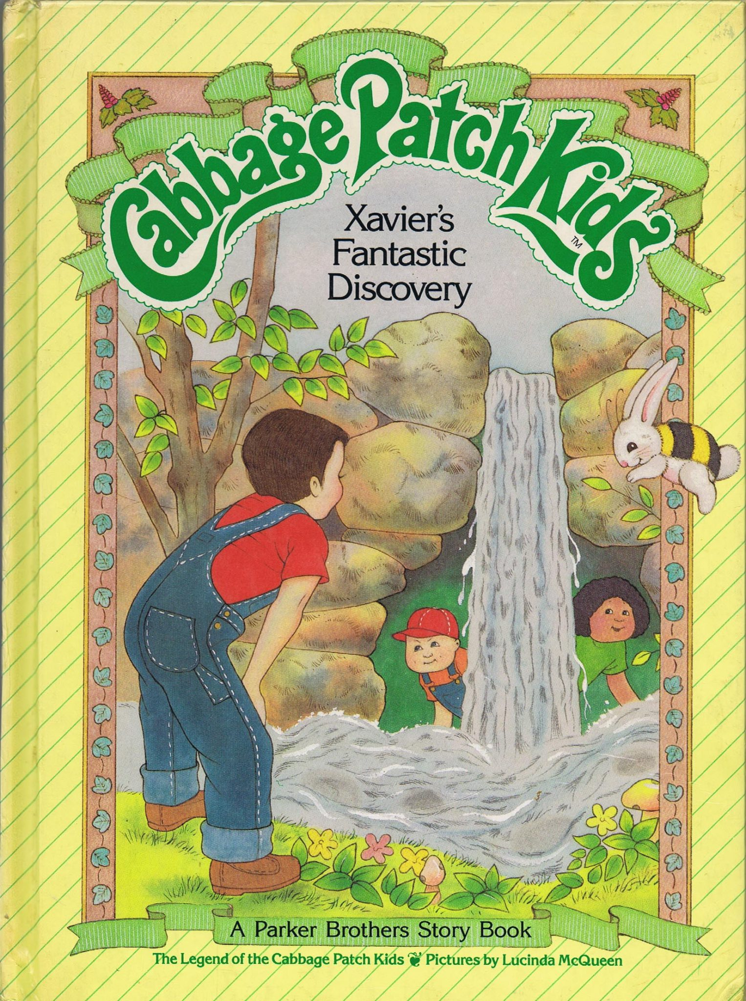 Cabbage Patch Kids Xaviers Fantastic Discovery _