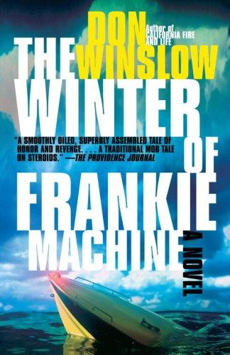 The Winter Of Franke Machine _ DON WINSLOW