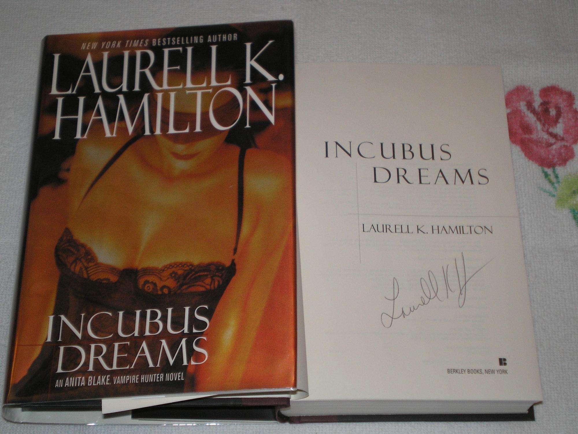 Incubus Dreams  Anita Blake, Vampire Hunter Series _ LAURELL HAMILTON