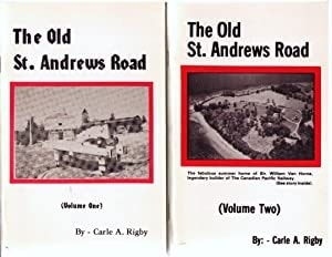 Folk Tales Of The Old St. Andrews Road, Vol 1 And 2 _ CARLE RIGBY