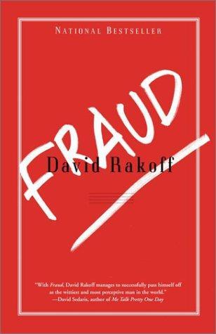 Fraud _ DAVID RAKOFF