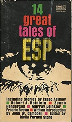 14 Great Tales Of Esp _ IDELLA STONE