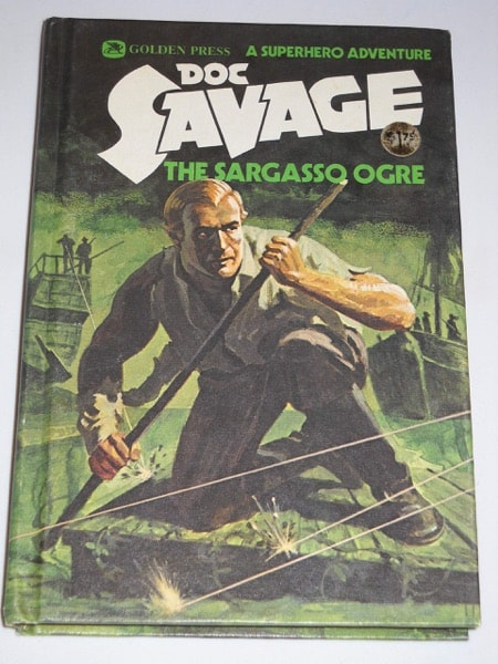 Doc Savage The Sargasso Ogre _ KENNETH ROBESON