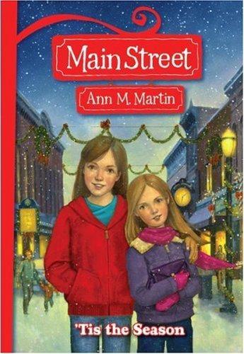 Main Street Tis The Season _ ANN MARTIN