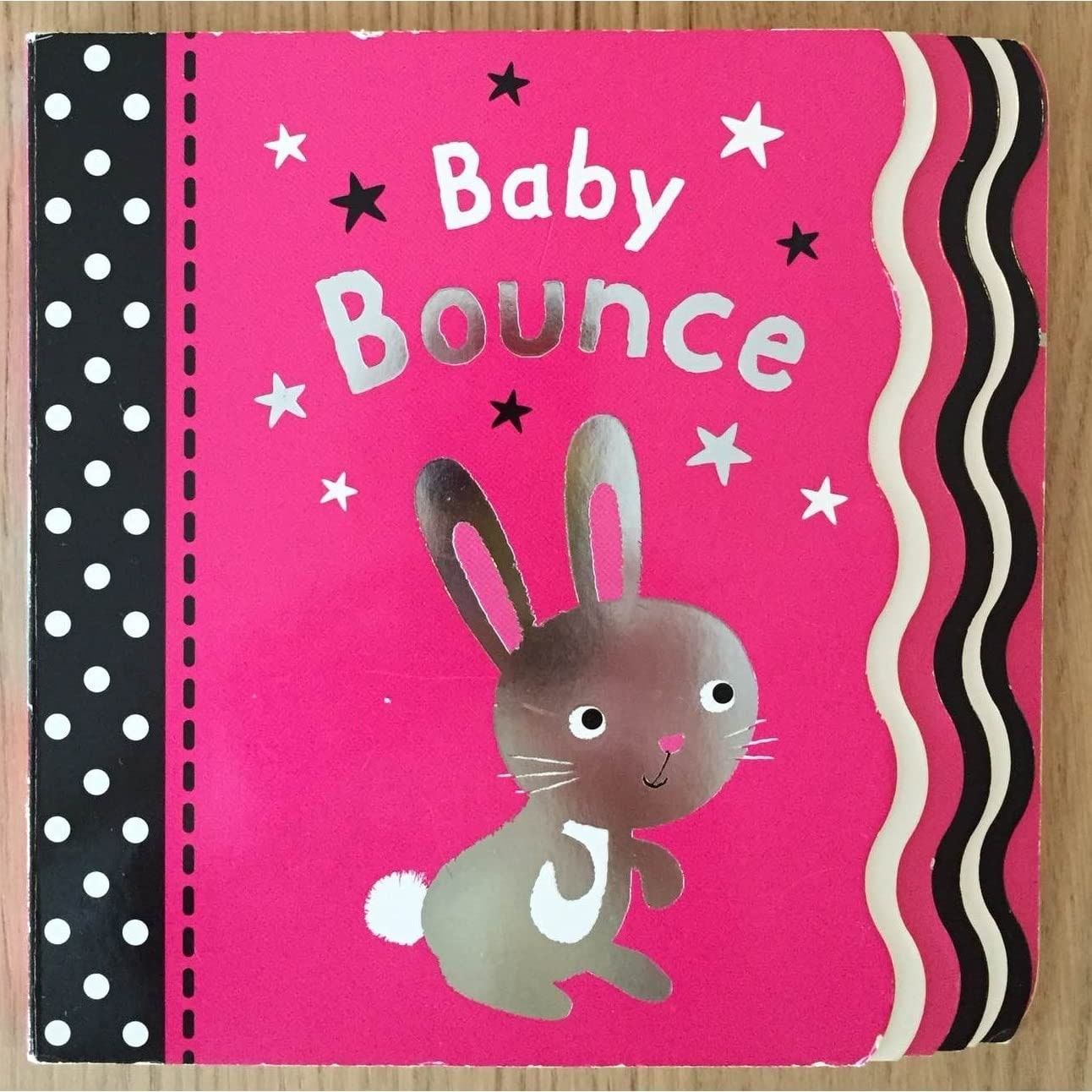 Baby Bounce _ CATERPILLAR BOOKS